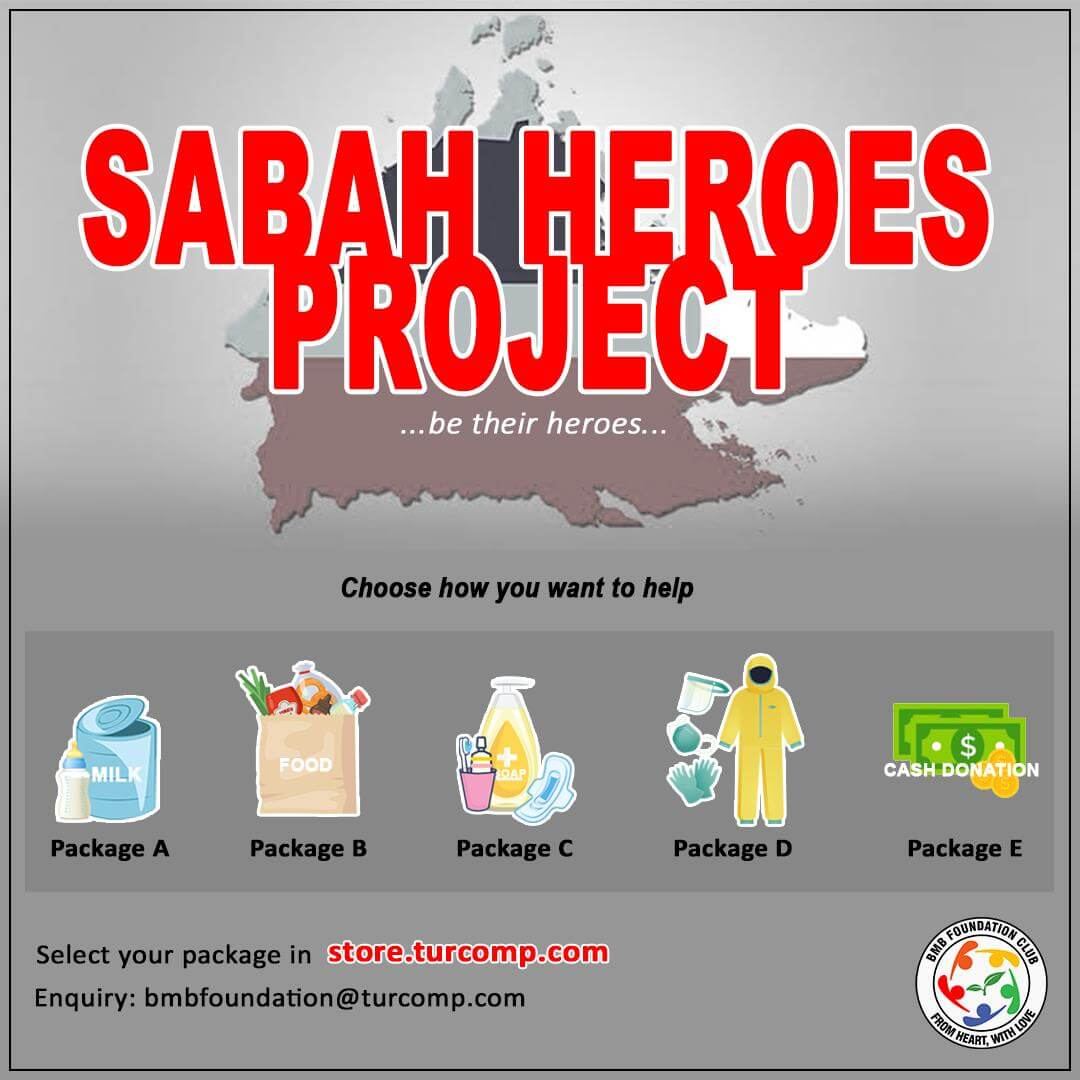 Sabah Heroes Project